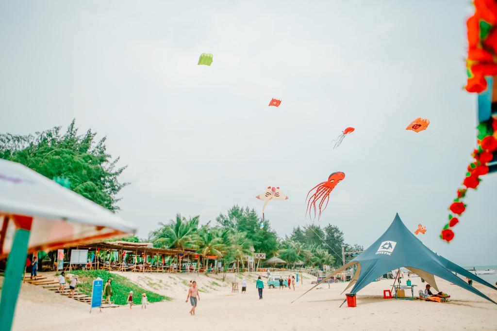 Hoạt động vui chơi tại Coco Beachcamp