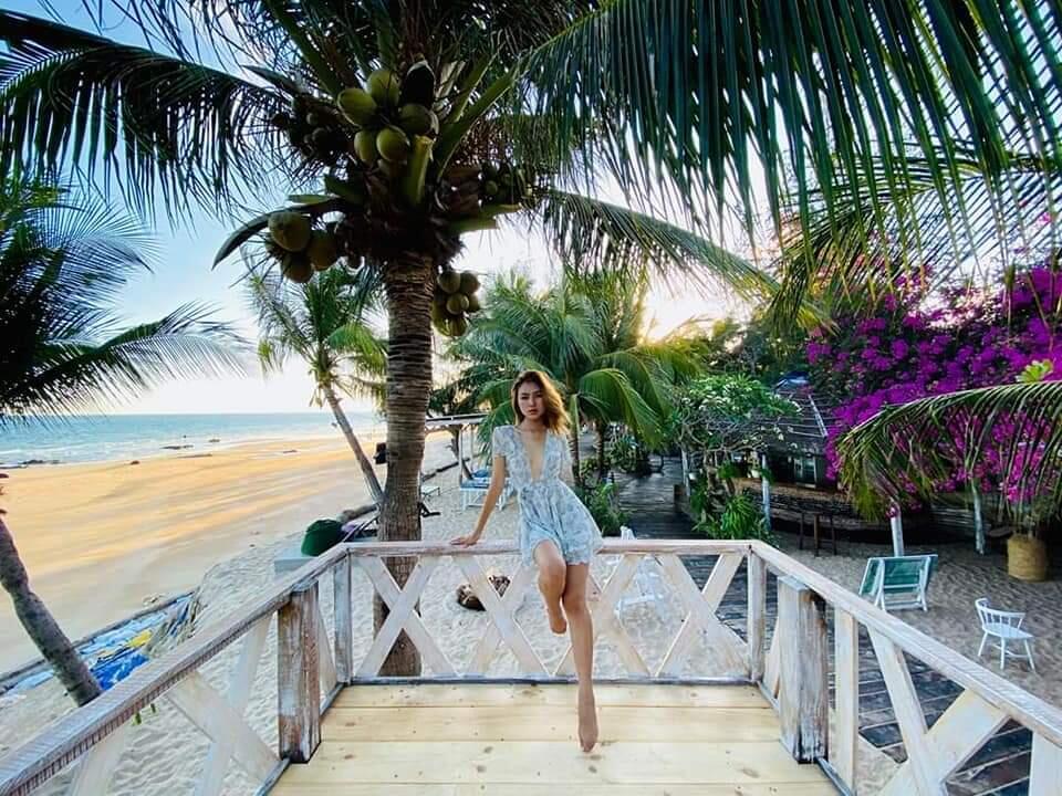 Coco Beachcamp có vô số điểm check in nghìn like cho các bạn