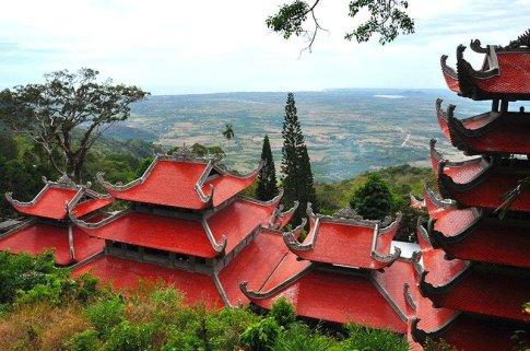 Huyền bí tháp chàm Pôshanư