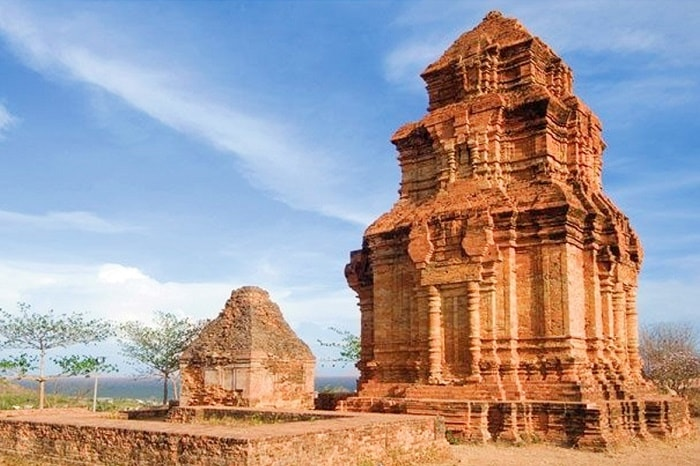 tháp chàm Pôshanư