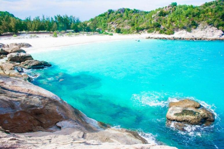 Biển Bình Hưng Nha Trang