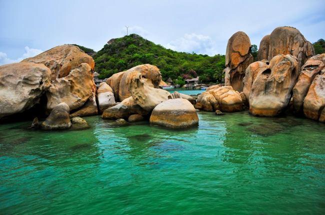 Biển Bình Lập Nha Trang