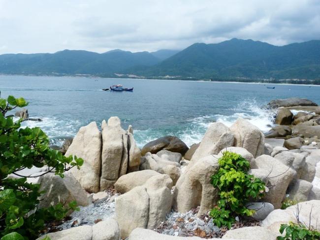 Biển Bình Tiên Nha Trang