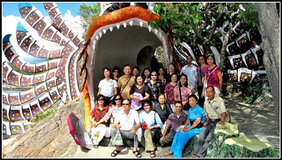 Hồ cá Trí Nguyên Nha Trang 2