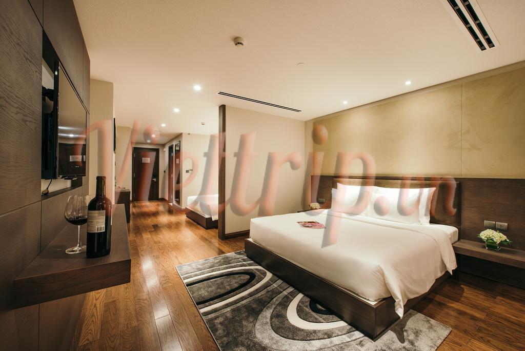 Khách sạn Malibu Vũng Tàu - Deluxe Family
