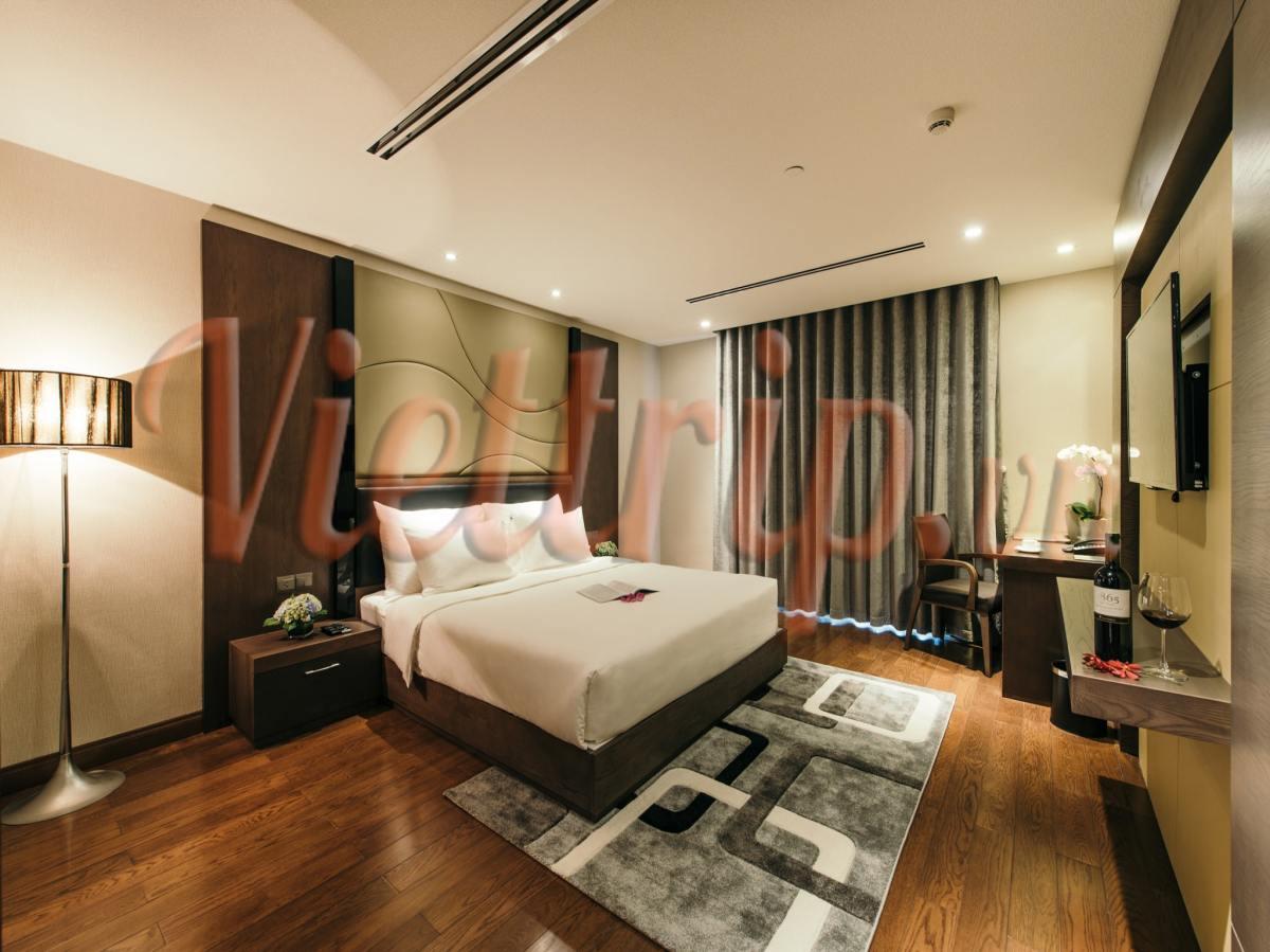 Khách sạn Malibu Vũng Tàu - Phòng Suite
