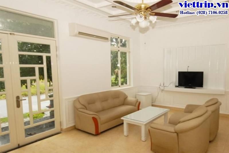 An Bình villas Nha Trang - phòng khách