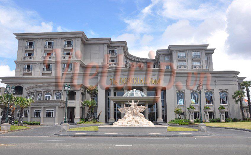 Khách sạn Imperial Vũng Tàu - Cảnh quan