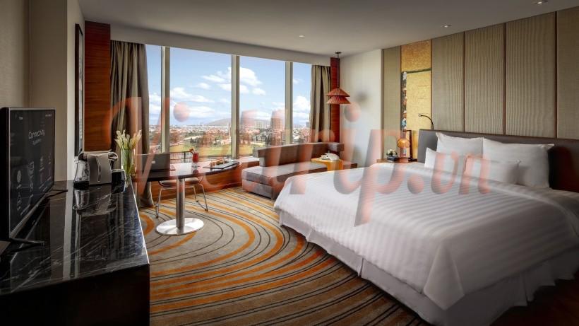 Khách sạn Pullman Vũng Tàu - Phòng ngủ