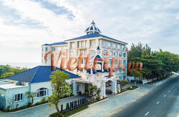 Lan Rừng Phước Hải tọa lạc trên cung đường Ven Biển tuyệt đẹp