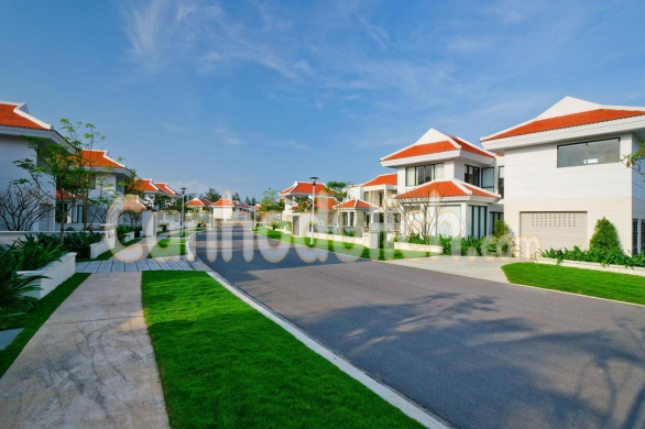 Quần thể The Ocean villa Đà Nẵng