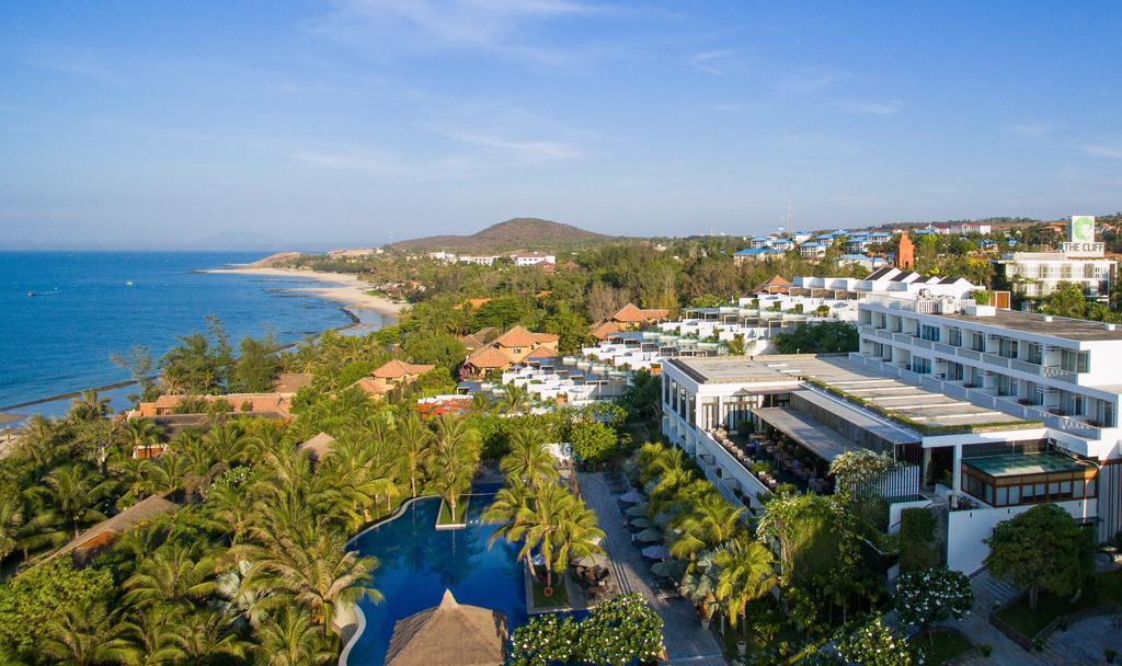 Toàn cảnh The Cliff resort & residence Mũi Né