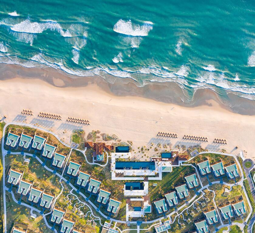 Alma Resort Cam Ranh - Hầu như các phòng đều có view biển